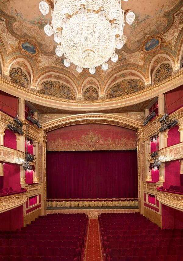 Événementiel - Le Théâtre des Variétés