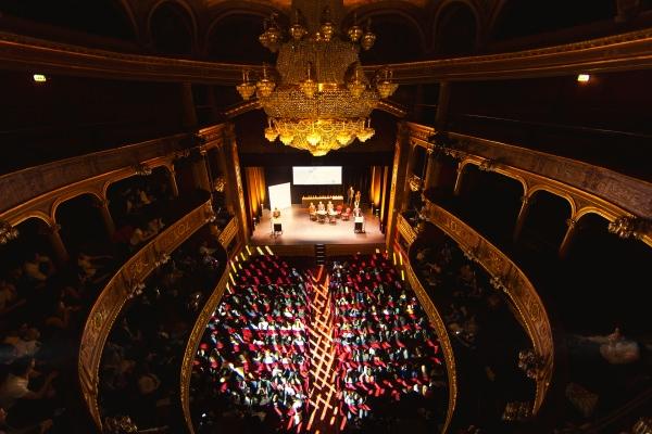 Théâtre des Variétés — Conférence / Séminaire