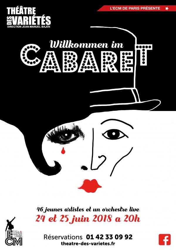 Willkommen in Cabaret