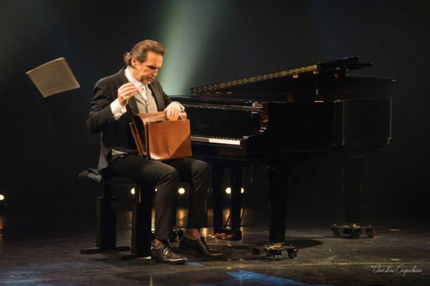 Piano Furioso — Opus 2