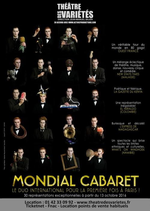 Mondial cabaret
