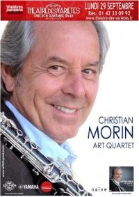 Christian MORIN «art'quartet»