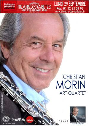 Christian MORIN « art'quartet »