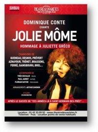 Jolie môme «Hommage à Juliette Gréco»