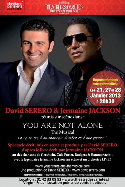 Jermaine Jackson & David Serero
