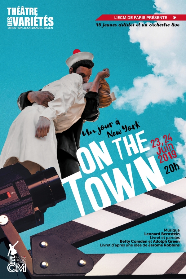 On the town – Un jour à New York