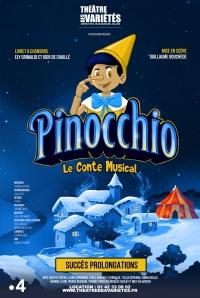 Pinocchio, le conte musical
