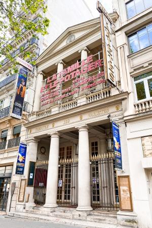 Bienvenue au Théâtre des Variétés